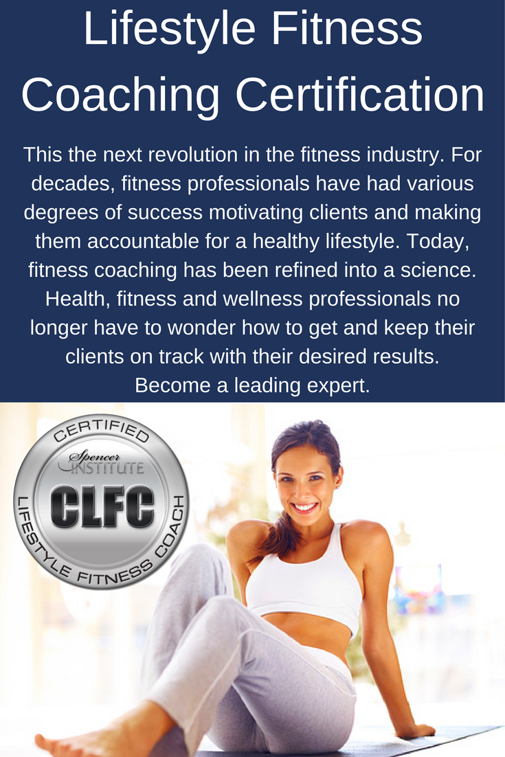 Lifestyle Fitness Coach Certification Fitness Coach Wellness Coach Wellness Coach Certification