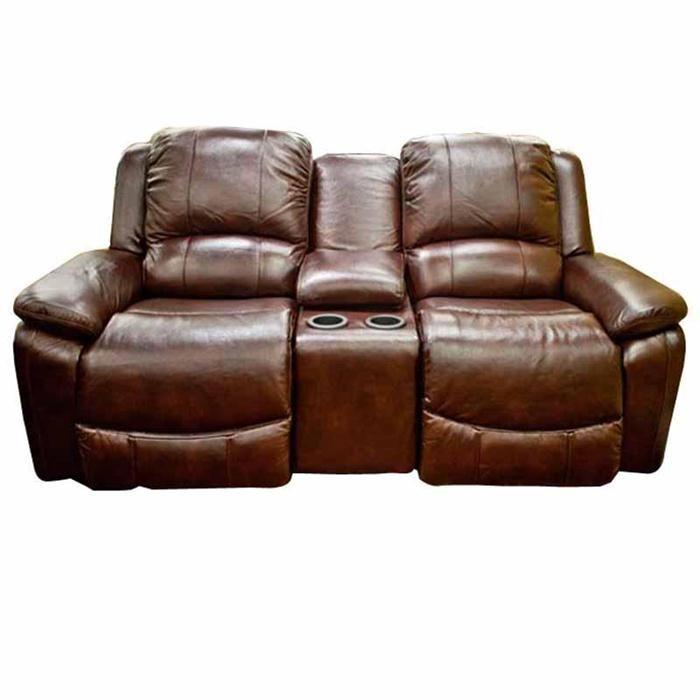 Incredible Brown Leather Reclining Loveseat Nebraska Furniture Mart Andrewgaddart Wooden Chair Designs For Living Room Andrewgaddartcom
