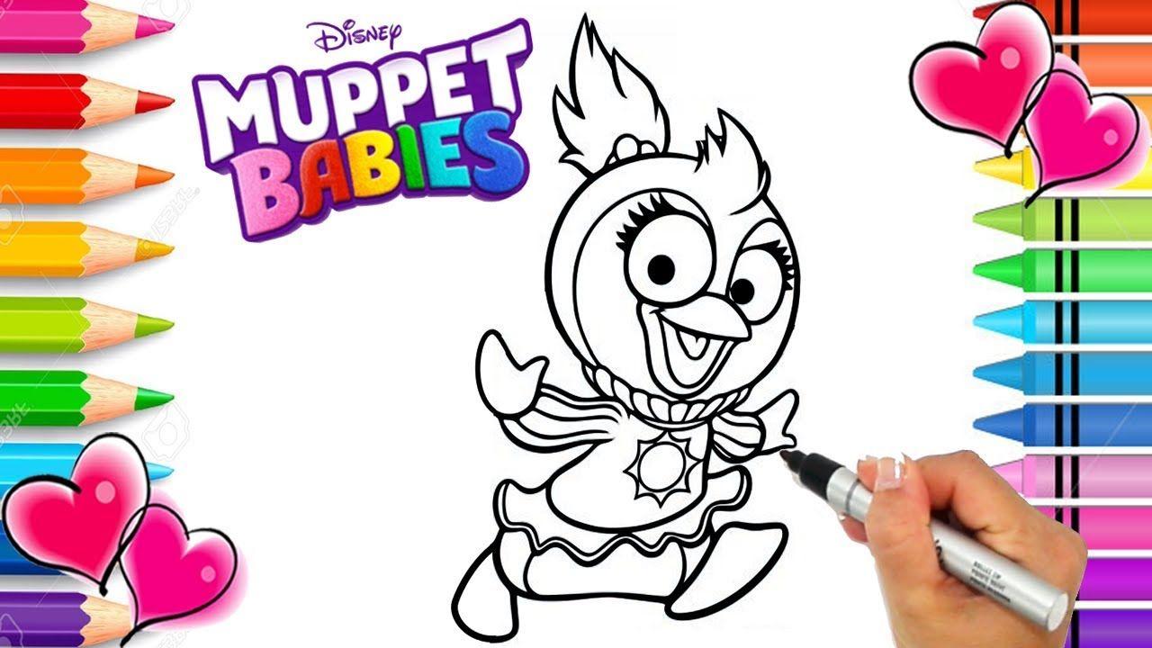 Summer Penguin Disney Muppet Babies