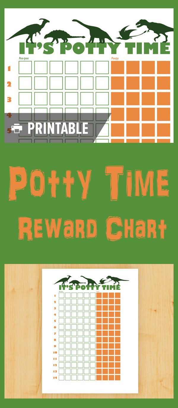 potty training chart dinosaur its potty time affiliate child