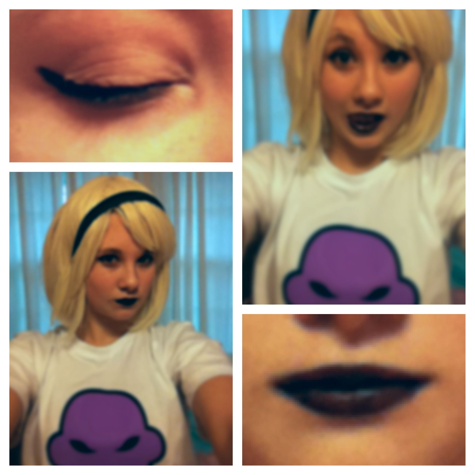 Rose Lalonde From Homestuck Cosplay (Can You Guys Give Me