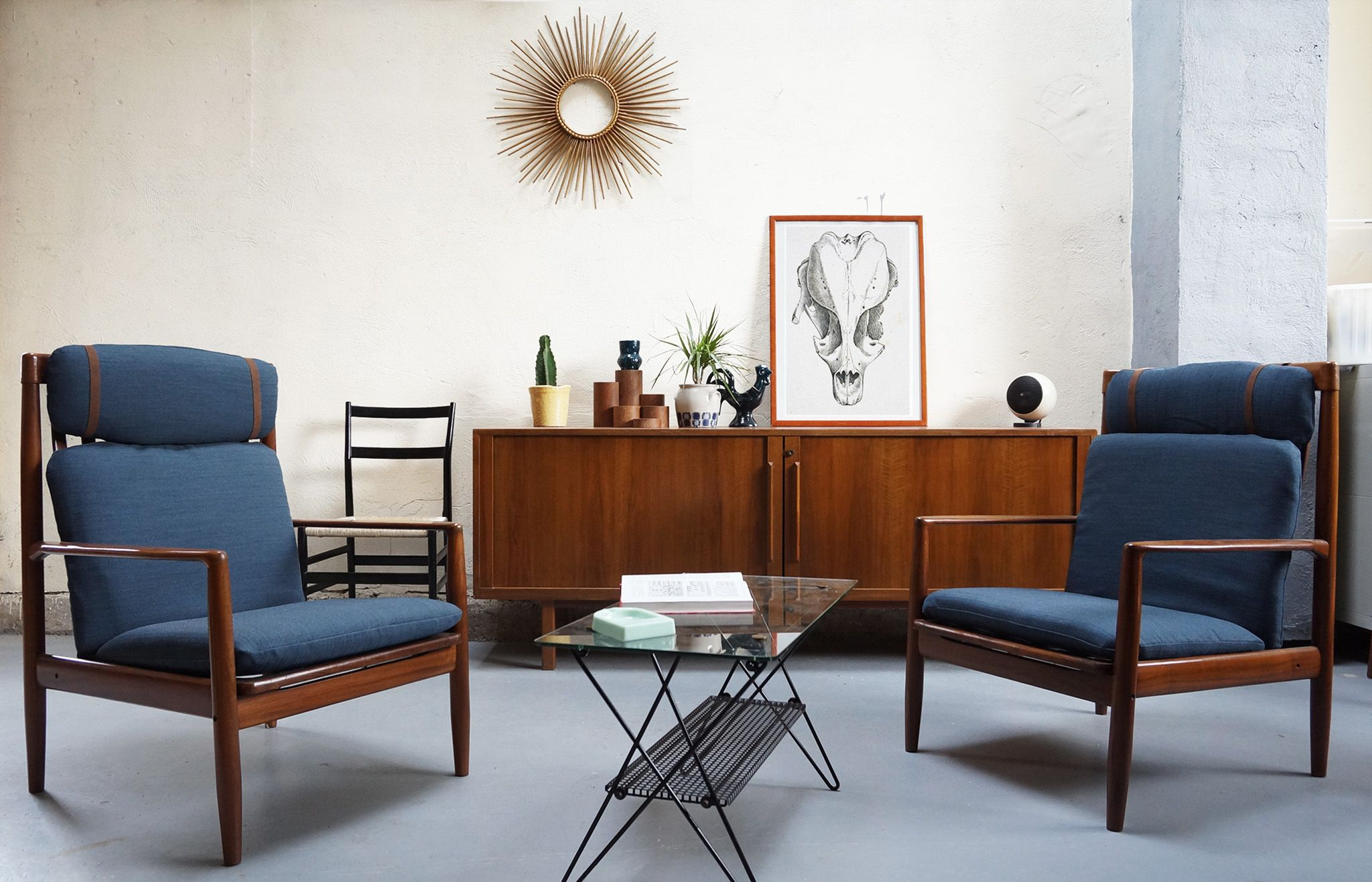 Danke galerie danke galerie vintage design furniture for Deco interieur design