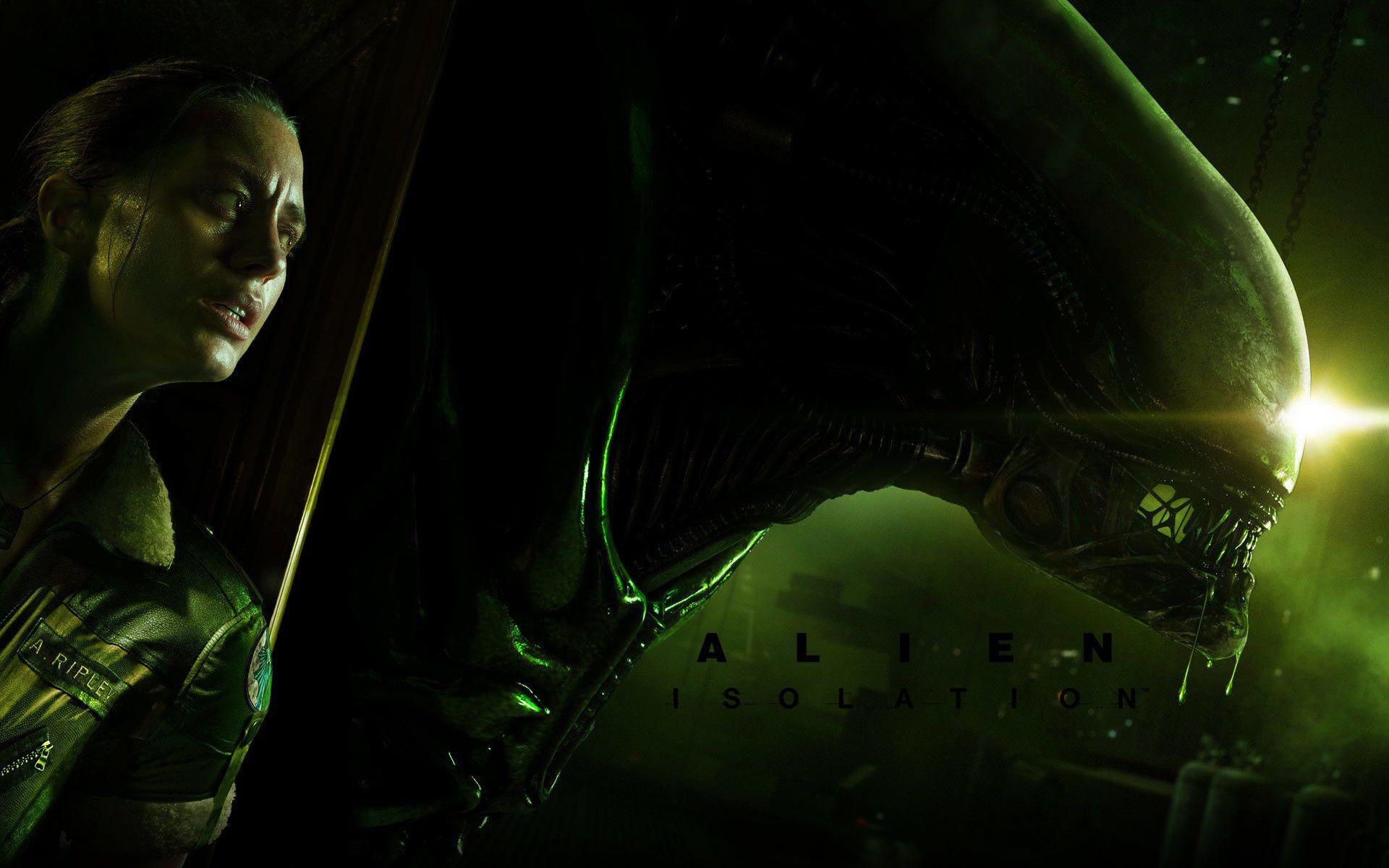 Alien Isolation Game Wide Alien Isolation Alien Isolation Game Alien Sightings