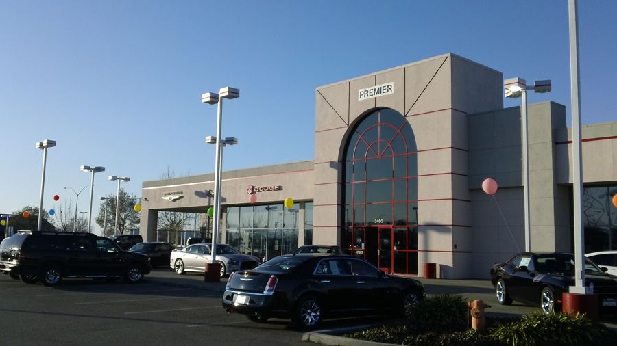 Premier Chrysler Jeep Dodge Ram Of Tracy Dealership Photos