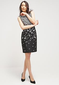 129b7aa1cc2fae Lauren Ralph Lauren - GEETA - Zakelijke jurk - black white