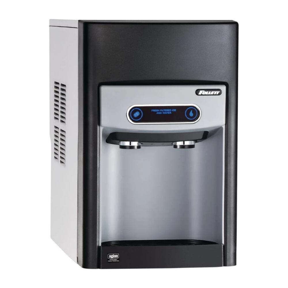 Follett Countertop Ice And Water Dispenser Storage 6 8kg Water