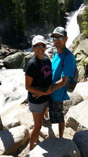 Alberta Falls ..