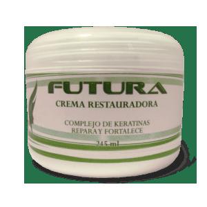 Crema Restauradora Capilar De Keratina Natural Keratina Natural