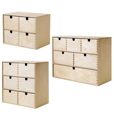 IKEA IKEA MOPPE MiniKommode, Birkensperrholz NEU. Schale