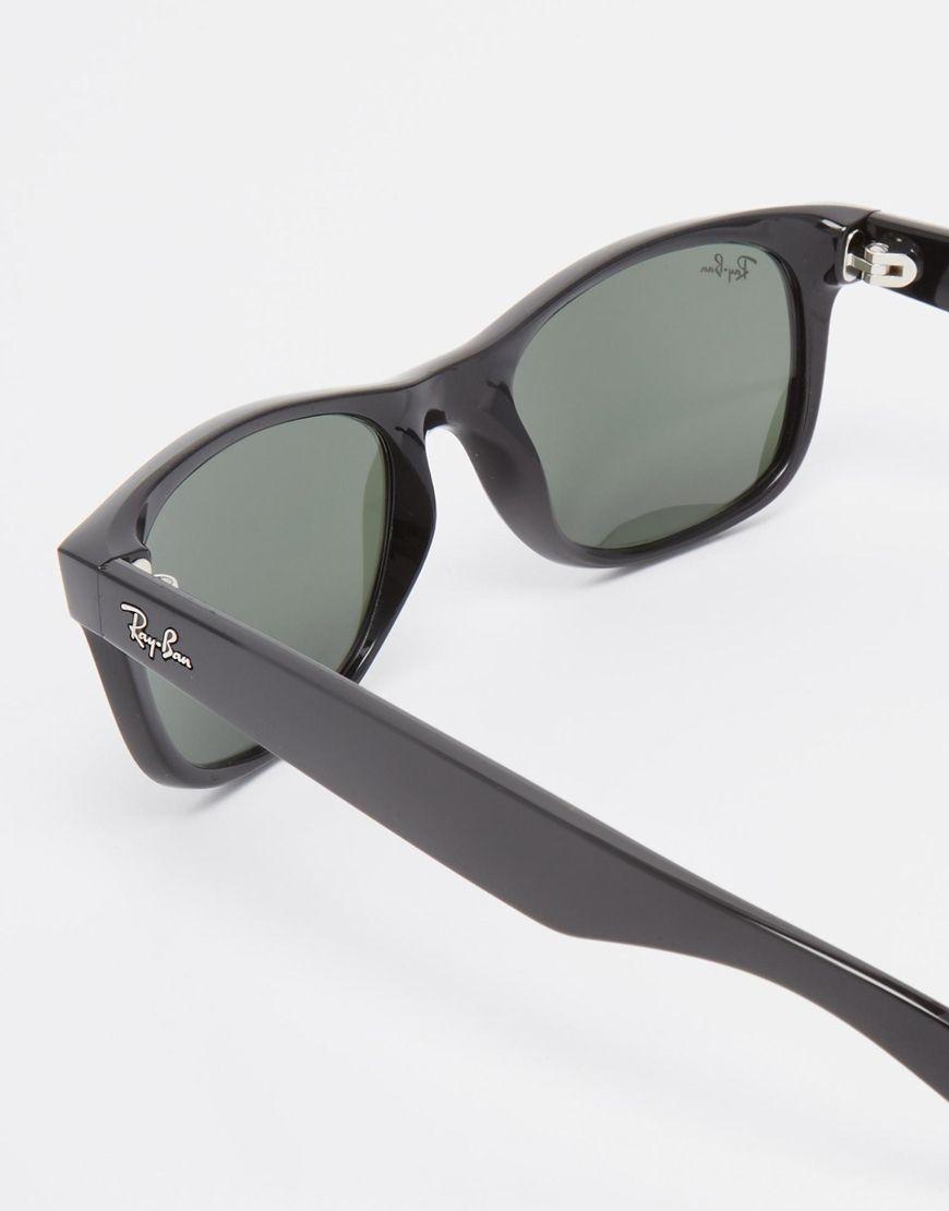 fea23f54571023 Ray-Ban - Lunettes de soleil wayfarer nouveau modèle- Plus de codes promo  chez www.cuponation.fr