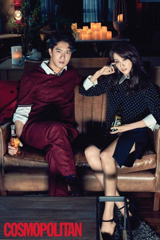 [Photos] Drinking Alone Ha Seok-jin and Park Ha-sun   ハ