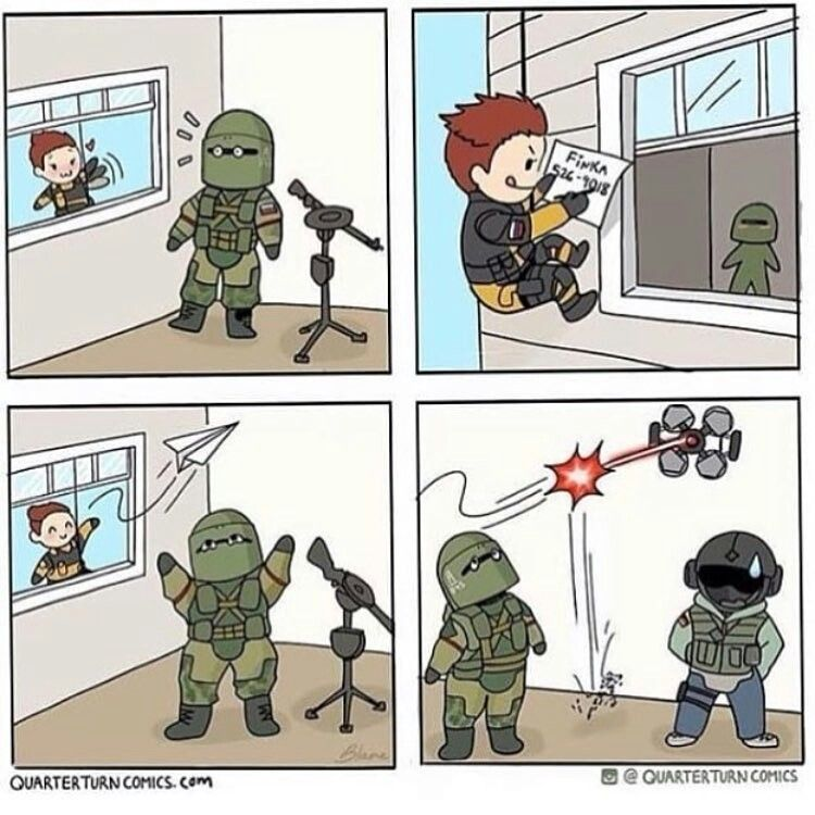 What A Love Story Rainbow Six Siege Memes Funny Gaming Memes