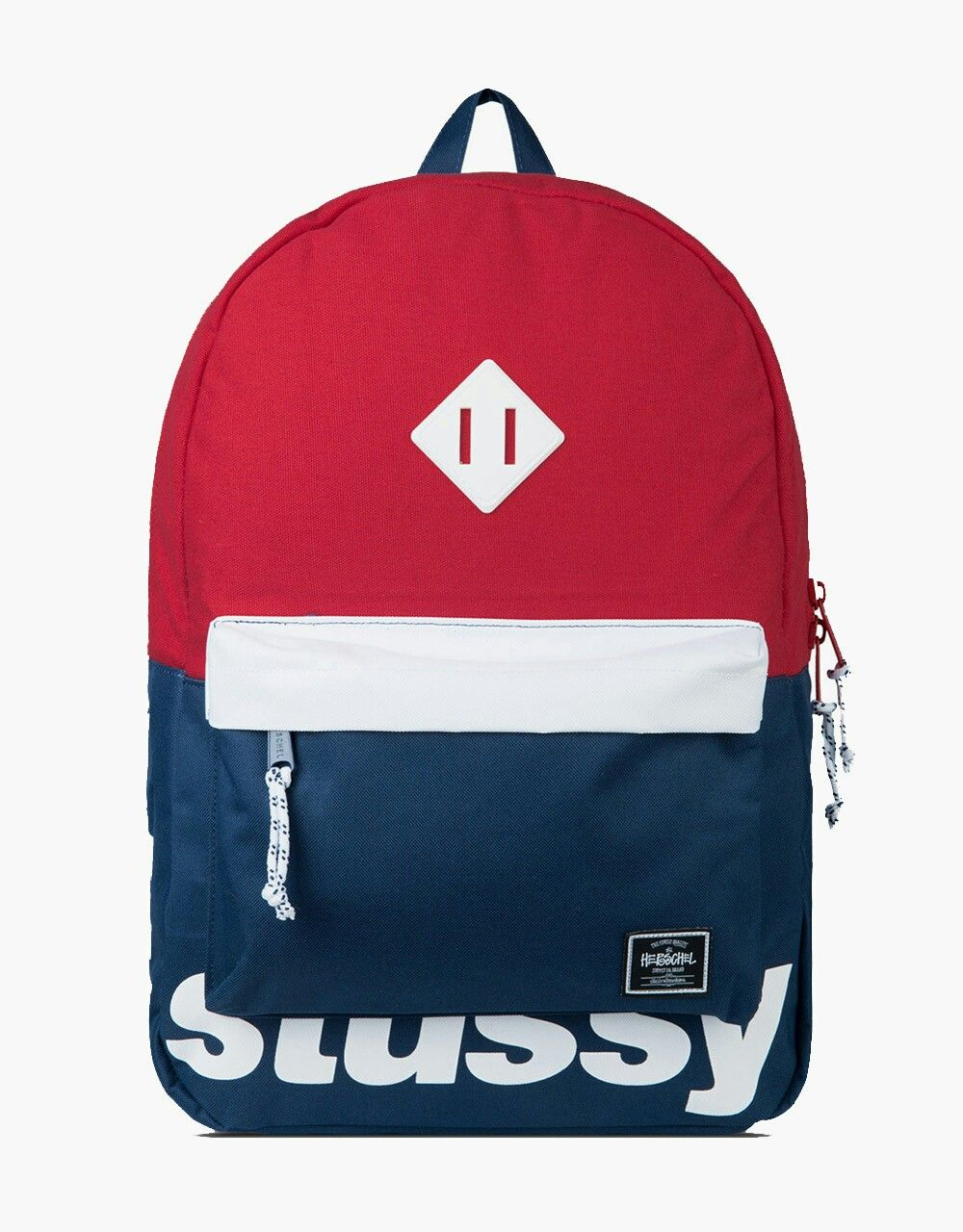 Pin By Horror Girl On Stussy Backpacks Stussy Herschel Supply Co