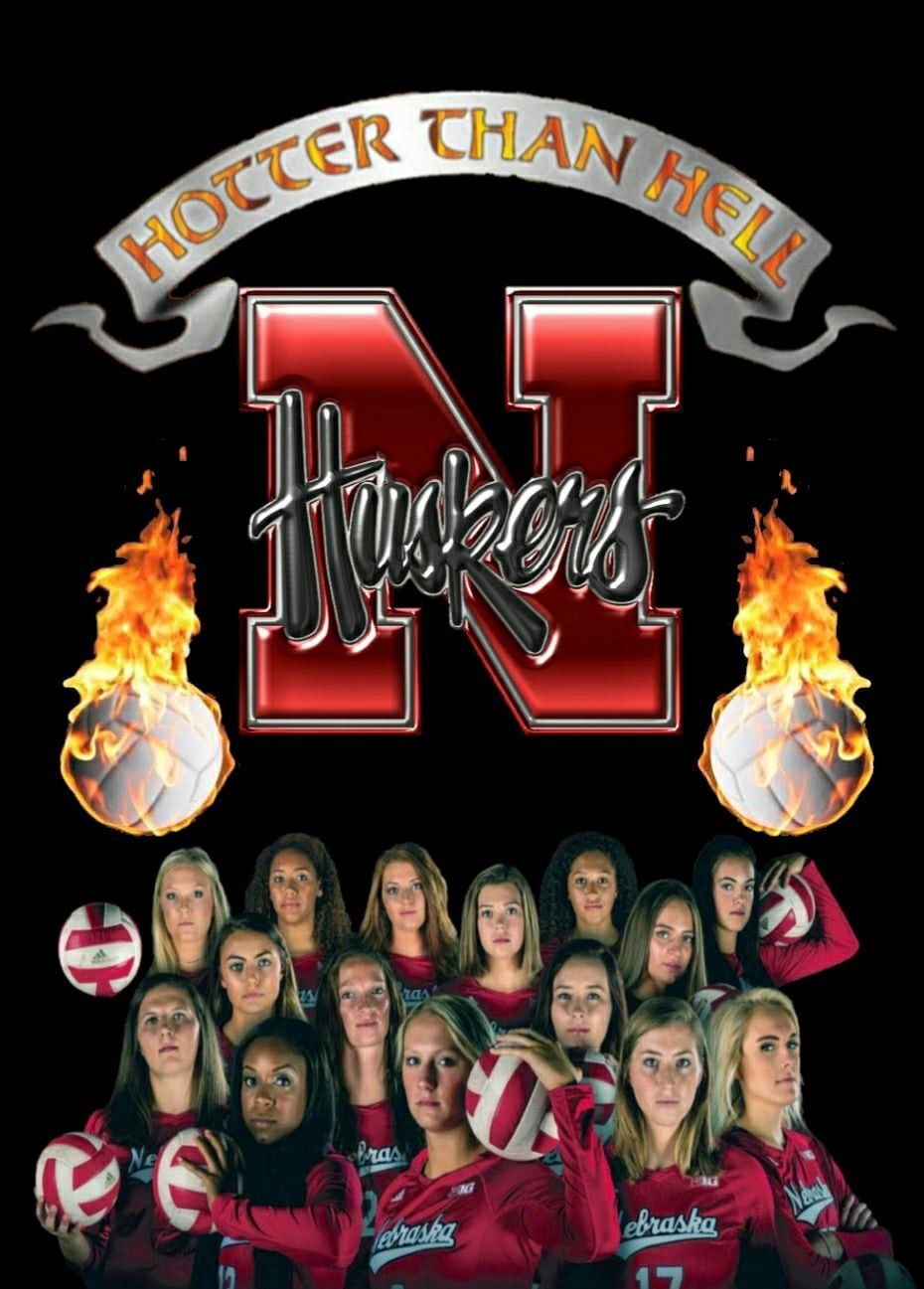 Pin By Fatima On 2017 Husker Volleyball High School Sports School Sports Volleyball Quotes