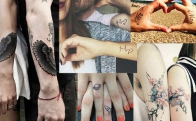 Partner Tattoo: Die schönsten Tattoo-Motive für Paare
