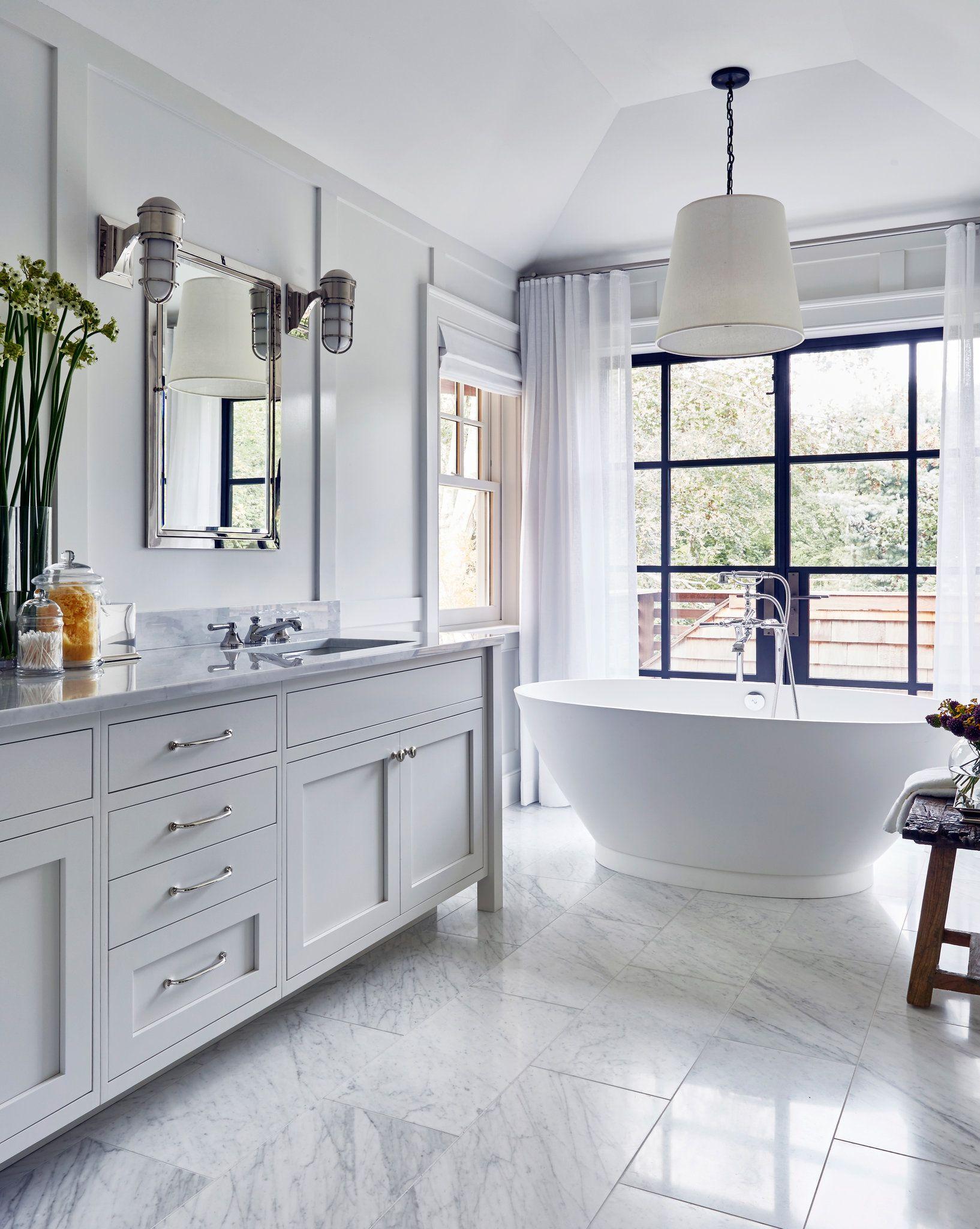 Rebooting the Bathroom (Published 4)  Hampton style bathrooms