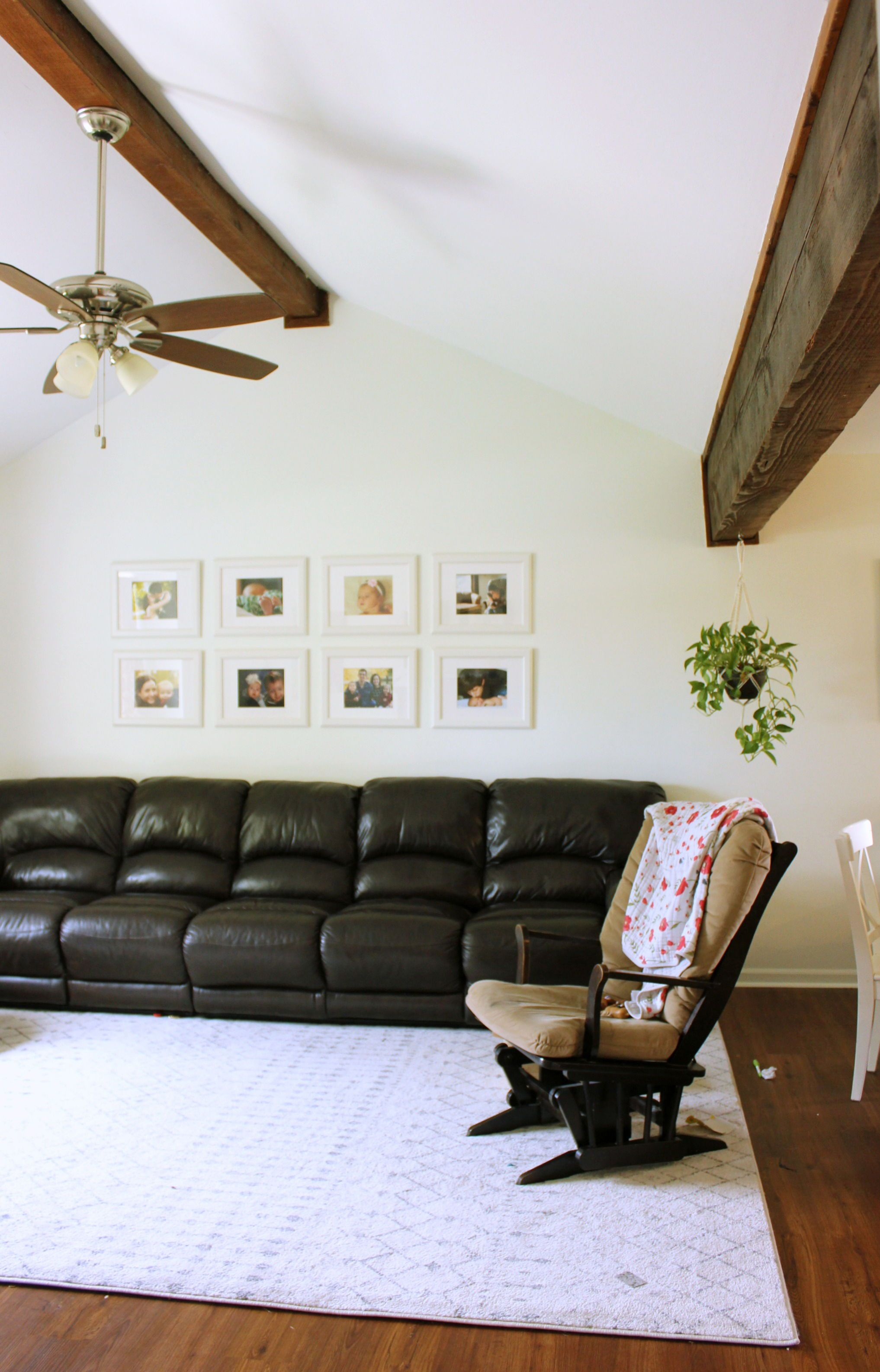 Decorating A Room Online: A Cozy Rug For The Living Room