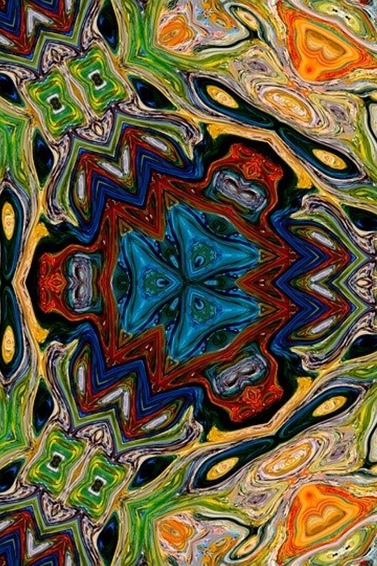 Best Iphone Kaleidoscope Wallpapers Hd