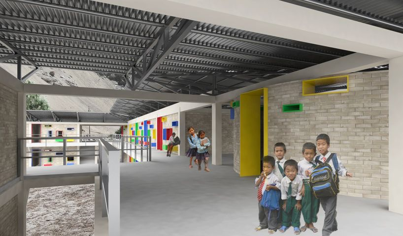 Shop Architects To Help Rebuild 50 Public Schools In Nepal