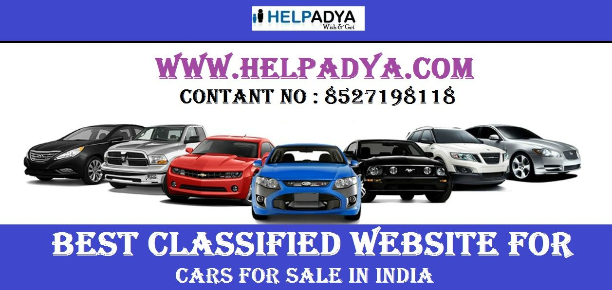 Best Classified Website For Cars For Sale In India Help