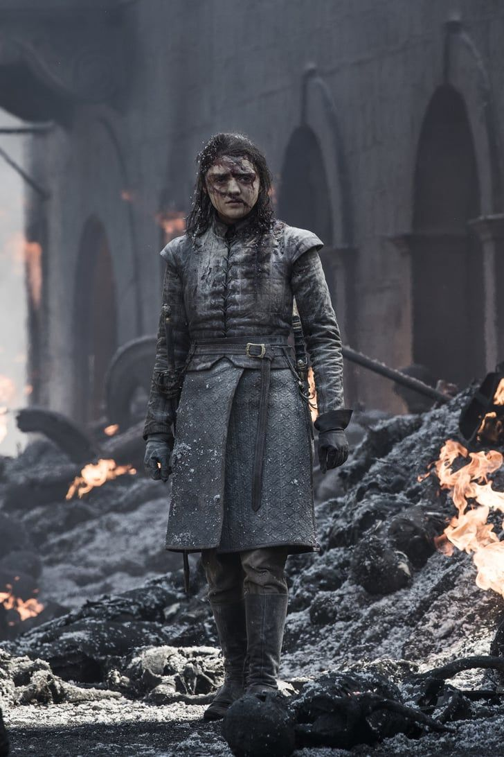 Game of Thrones A Reminder of Who Arya Has Killed From