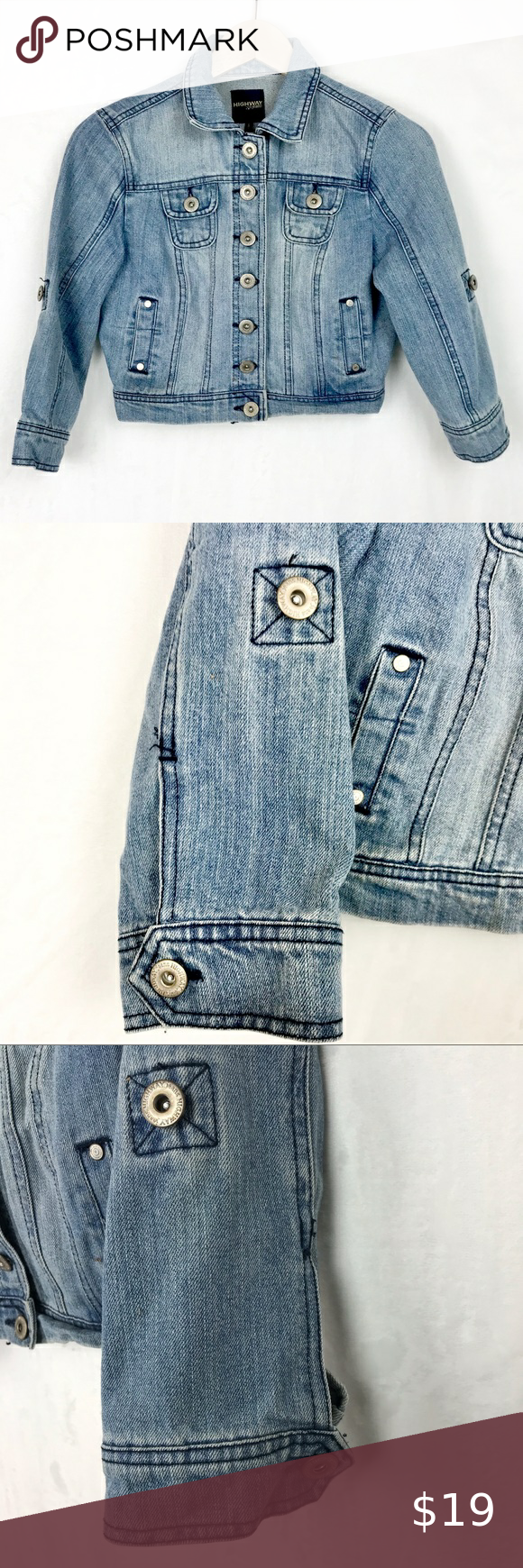 Women\u2019s highway jeans size 3