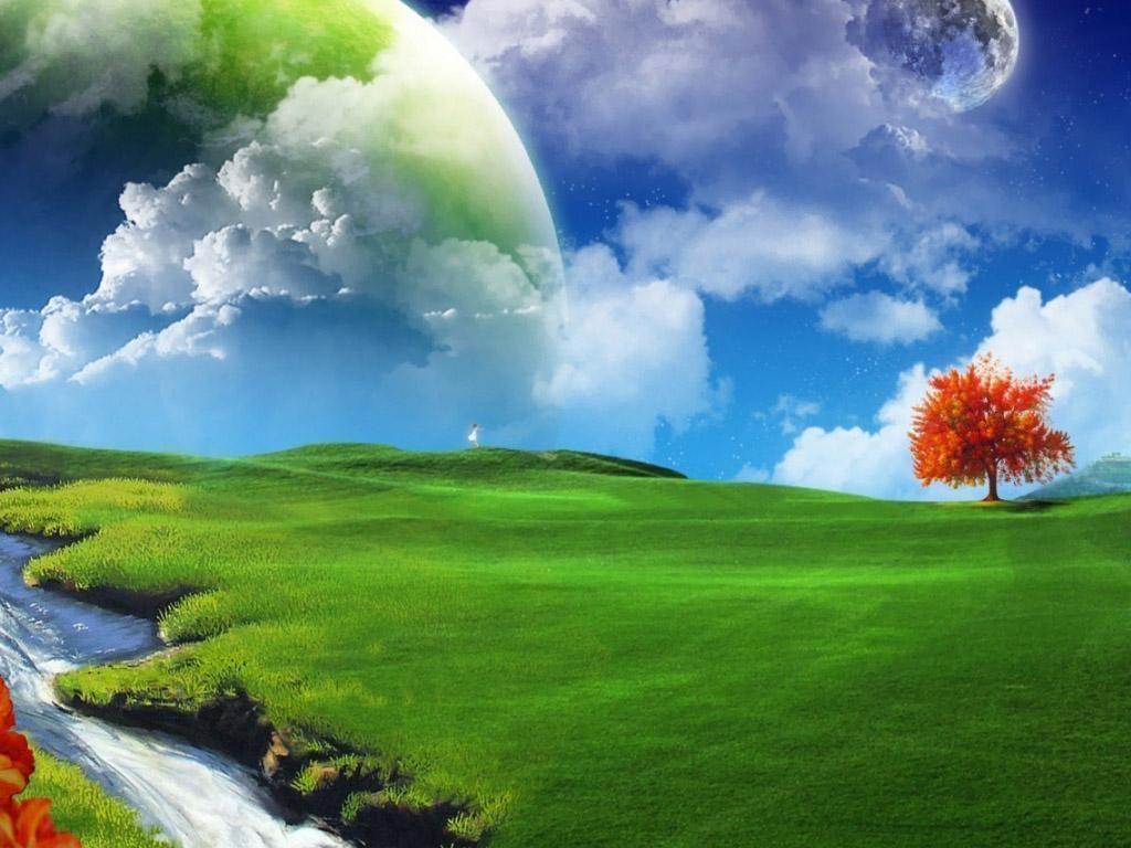 Pin By Laura Kuchinski On Whimsical Hd Nature Wallpapers Nature Desktop Landscape Wallpaper