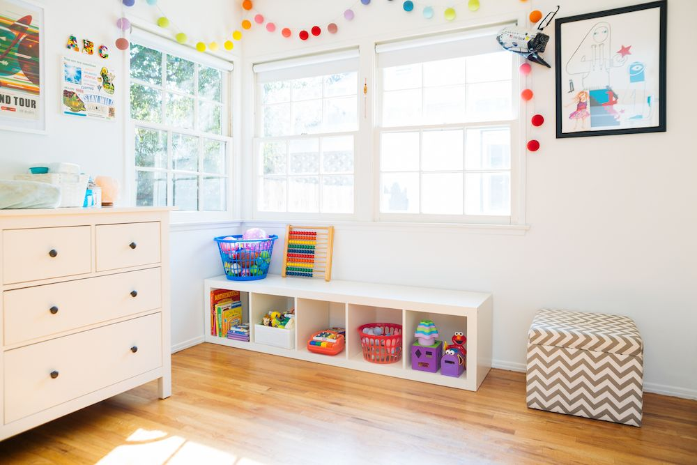 Childrens Playroom Organizing Tips Toy Organization And Storage Playroom Organization