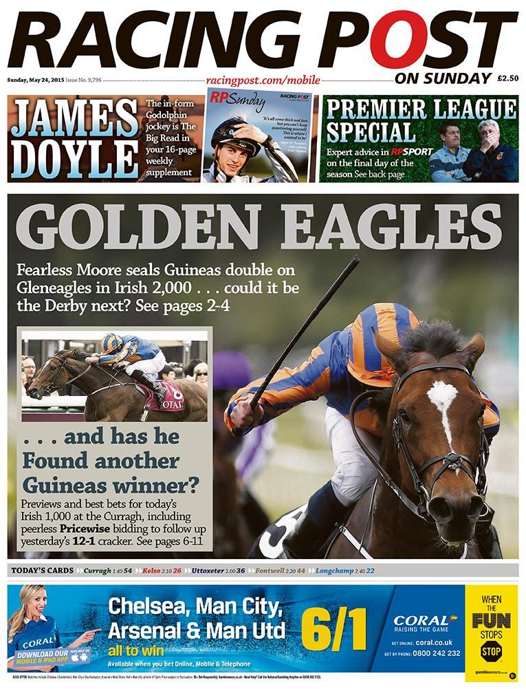 Racing Post on Sunday