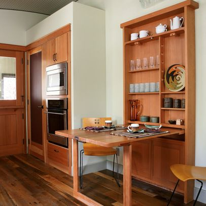 27 Best Examples Of Murphy Beds And Tables Tiny House Interior