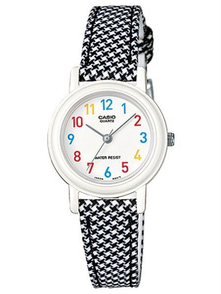 c744142dd ساعة كاسيو بيضاء للنساء بسوار من الجلد LQ-139LB-1B للبيع في المملكة العربية  السعودية, جدة, الرياض. افضل سعر، مراجعة و تقييم | سوق