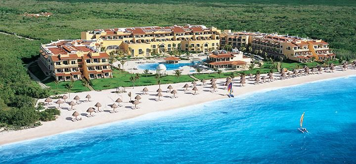 Secrets Capri Riviera Cancun All Inclusive Honeymoon Packages Perfect Weddings Abroad