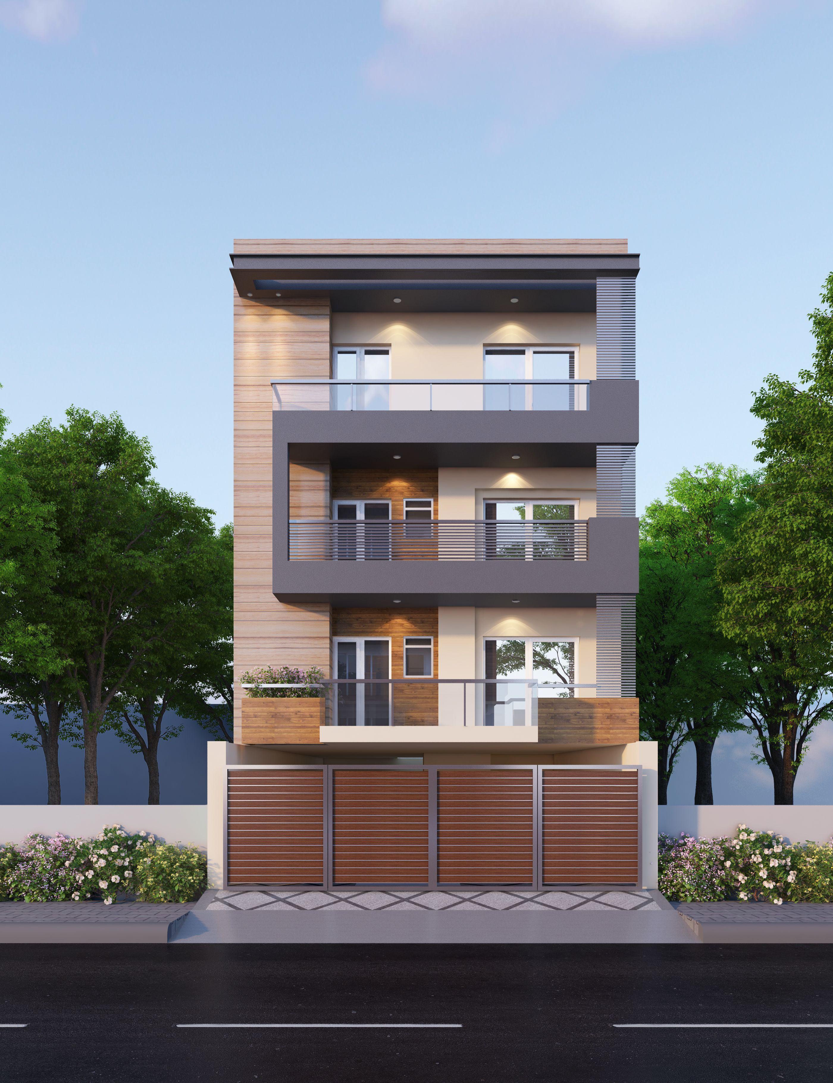 e5a6dd4fe7b78b91e469d3a9fc57b185 - 25+ Small House Design In Delhi  Gif