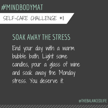 Your challenge for tonight should you choose to accept it.... #mindbodymat