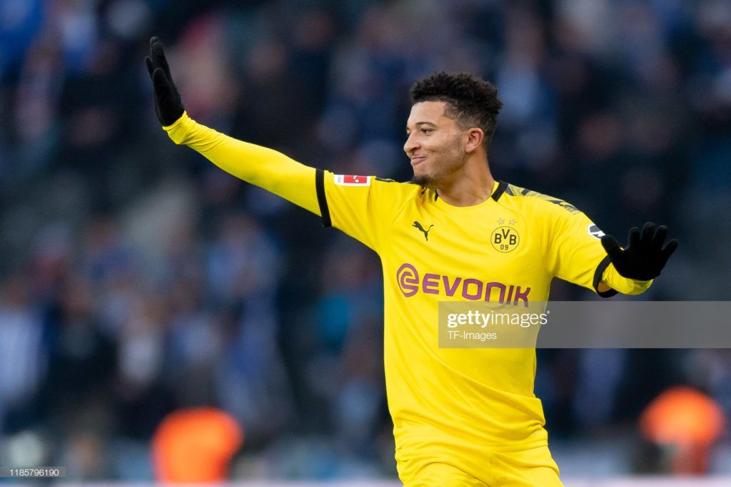 Man Utd May Give Up Sancho Transfer Deal Amid Chelsea Link Sancho Man United Transfer Rumours