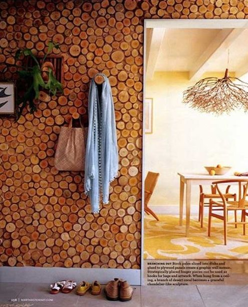 DIY Wood Wall Treatments - 5 Ideas