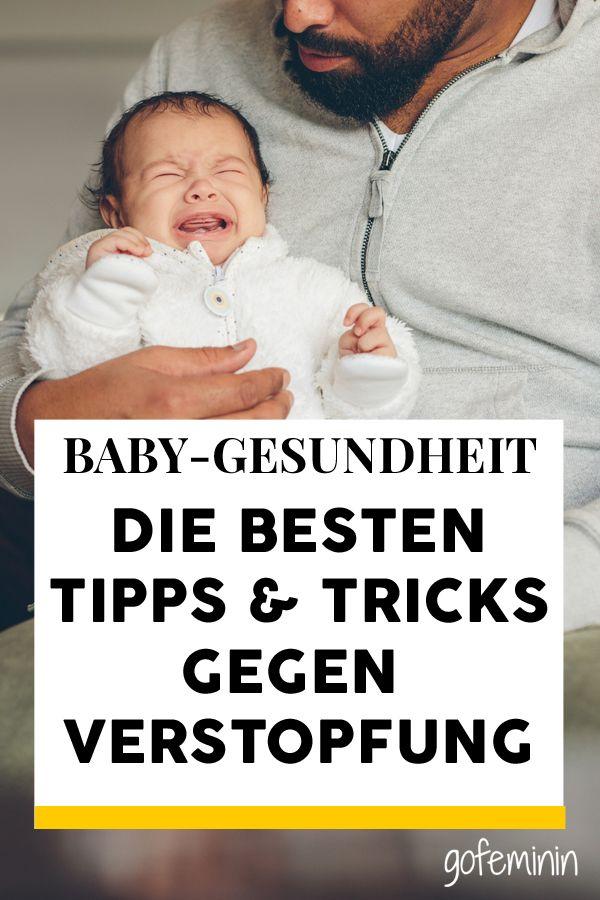 Verstopfung beim Baby: Symptome, Tipps und Hausmittel ...
