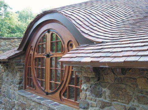 Hobbit House Hobbit House The Hobbit Metal Roof