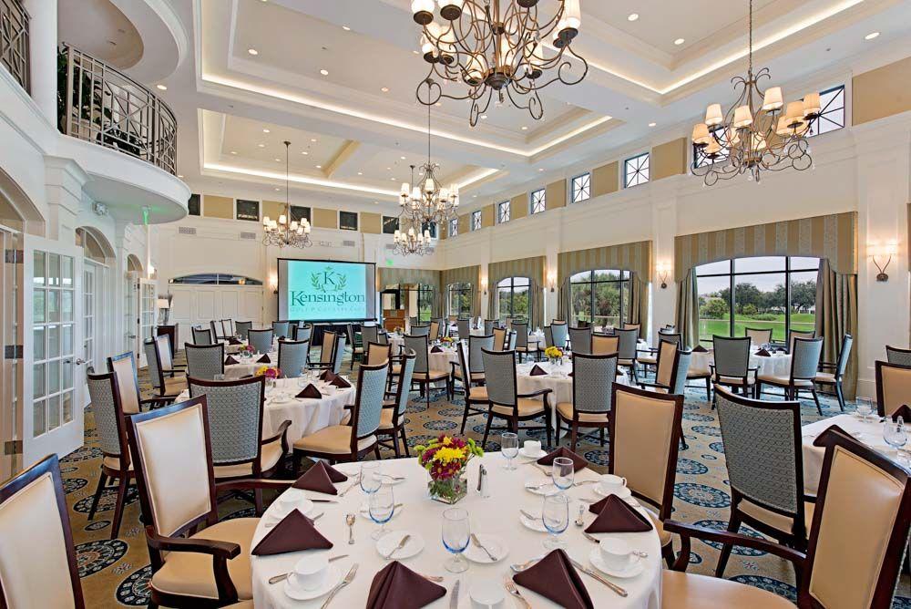 Kensington Golf Country Club Wedding Venue Naples Fl The Celebration Society
