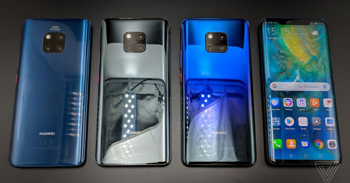 Huawei S Mate 20 Pro Is A Spec And Camera Monster Best Smartphone Camera Best Smartphone Smartphone