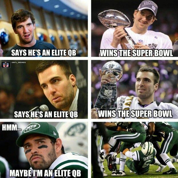 Nfl Memes Mark Sanchez Nfl Funny Funny Football Memes Football Jokes