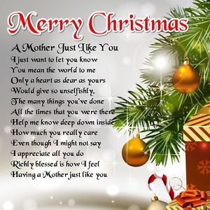 mom poemschristmas personalised coaster mother poem christmas design 1 free