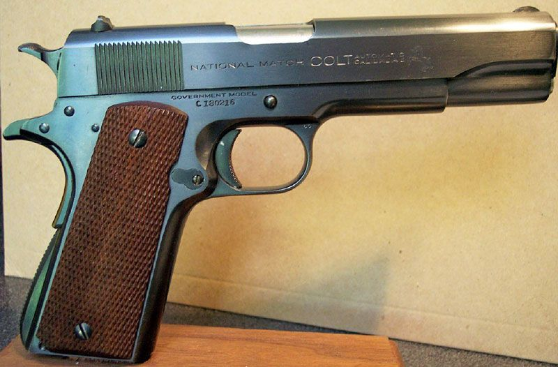 from Arjun dating colt 1911 by serial numbers