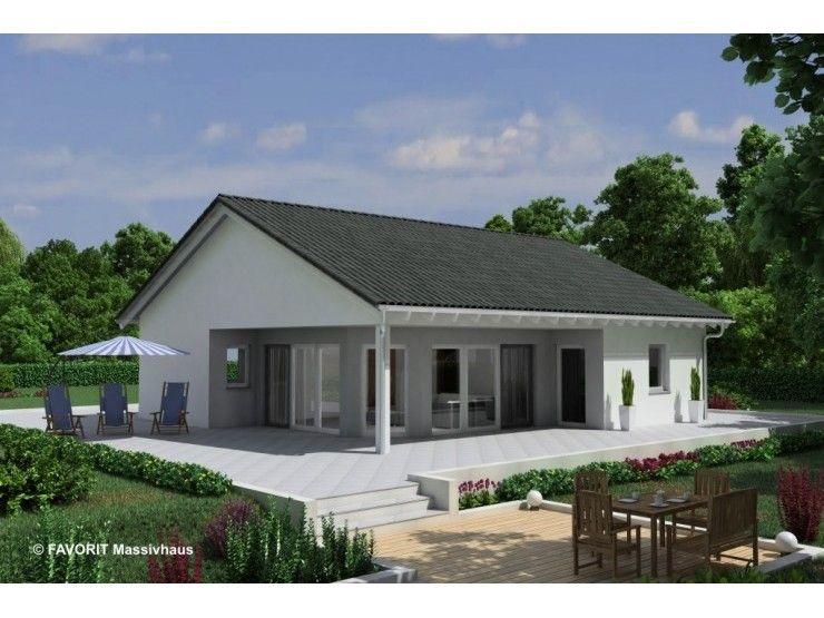 chalet 91 modernes bungalow von bau braune inh sven. Black Bedroom Furniture Sets. Home Design Ideas
