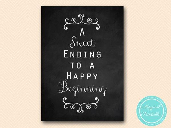sign-sweet-ending-to-happy-begin