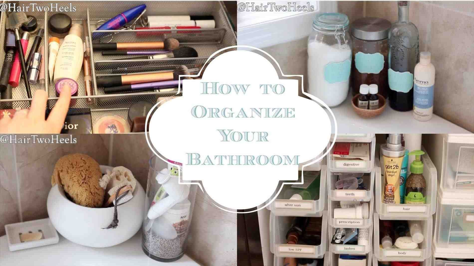 This bathroom drawer organization - everyday items!. full size of ...