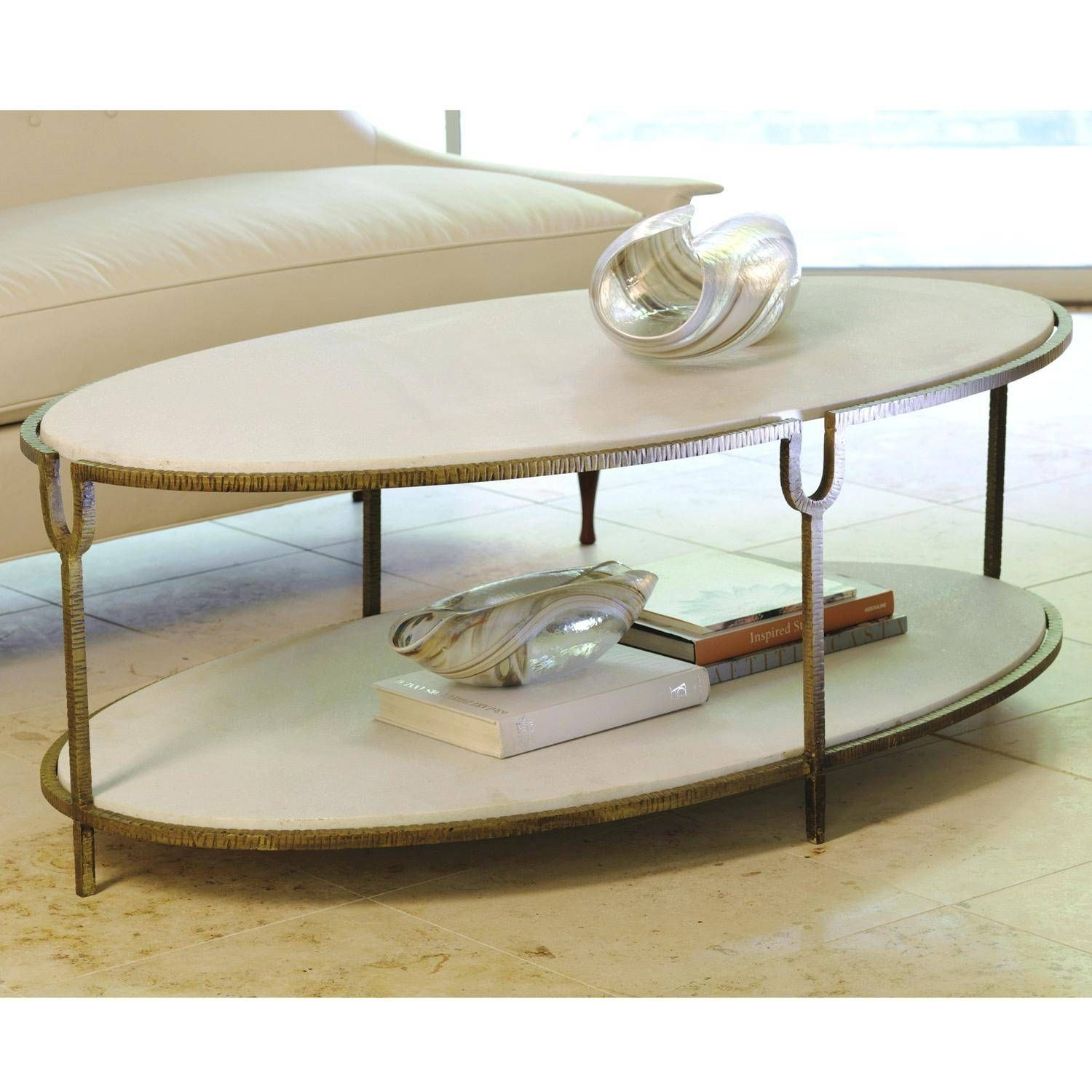 Oval Shaped Marble Coffee Table Httptherapybychancecom Pinterest - Oval shaped marble coffee table