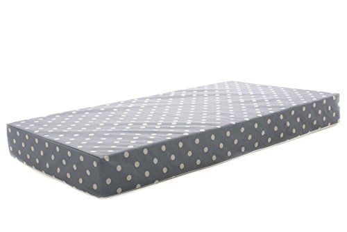 Milliard 100% Hypoallergenic Memory Foam Toddler Bed and ...