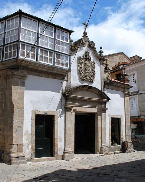 Galicia Allariz Casa Torre De Castro Oxea House Styles House
