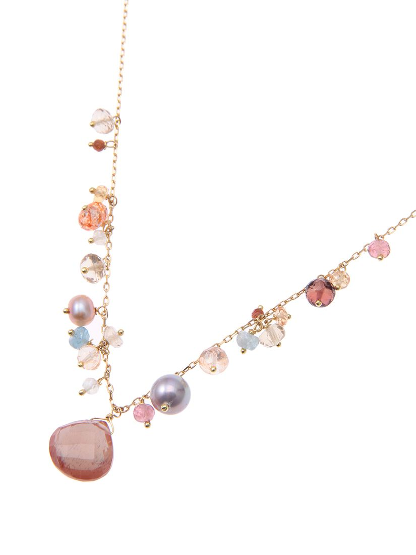 H.P.FRANCE BIJOUX|SWEET PEA ネックレス | Necklaces | Pinterest ...